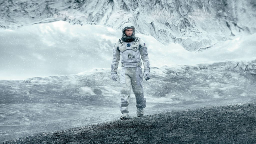 Interstellar Full HD Background
