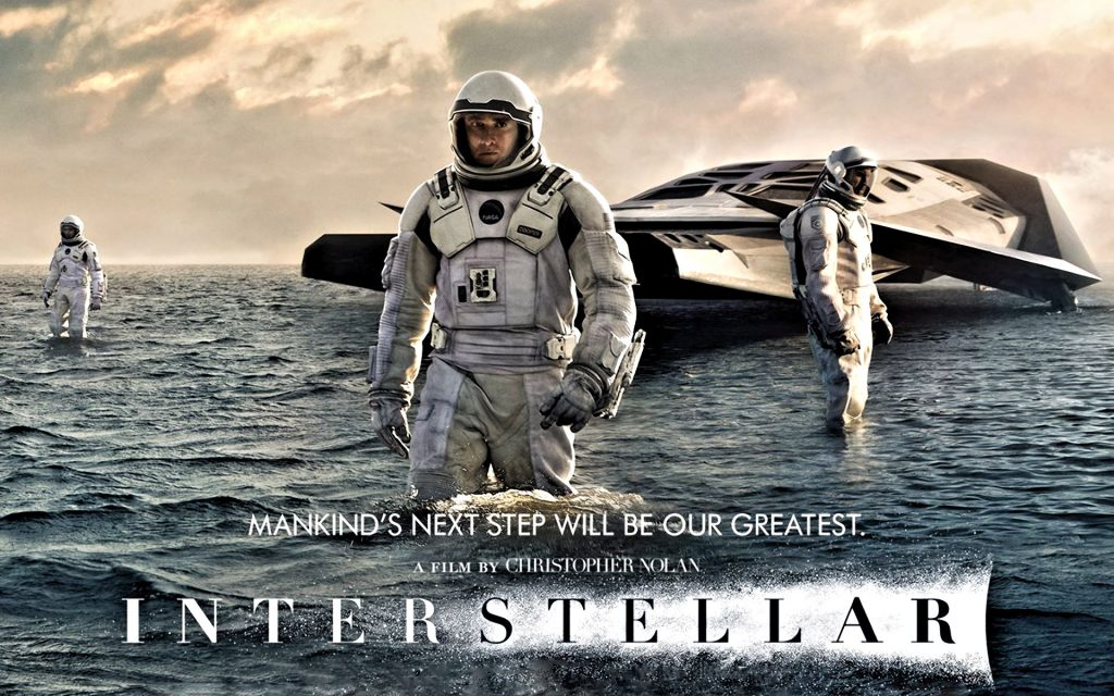 Interstellar Widescreen Background