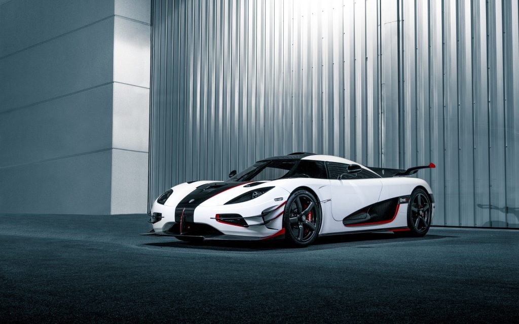 Koenigsegg Agera Widescreen Wallpaper