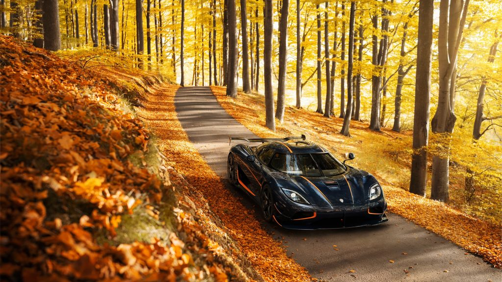 Koenigsegg Agera Wallpaper
