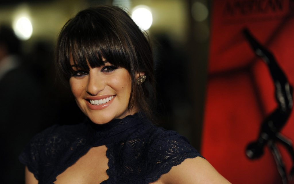 Lea Michele Widescreen Wallpaper