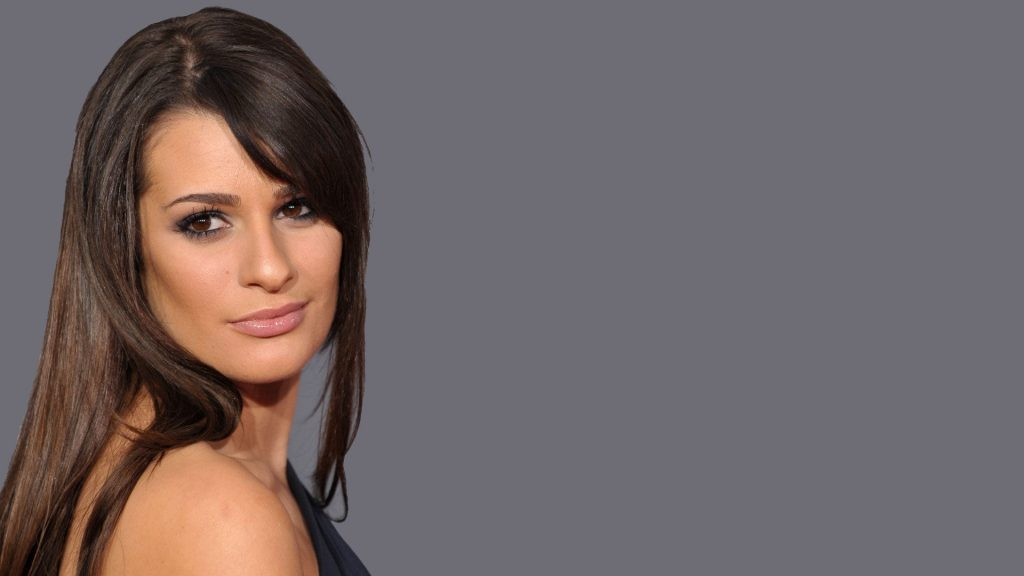 Lea Michele Full HD Wallpaper