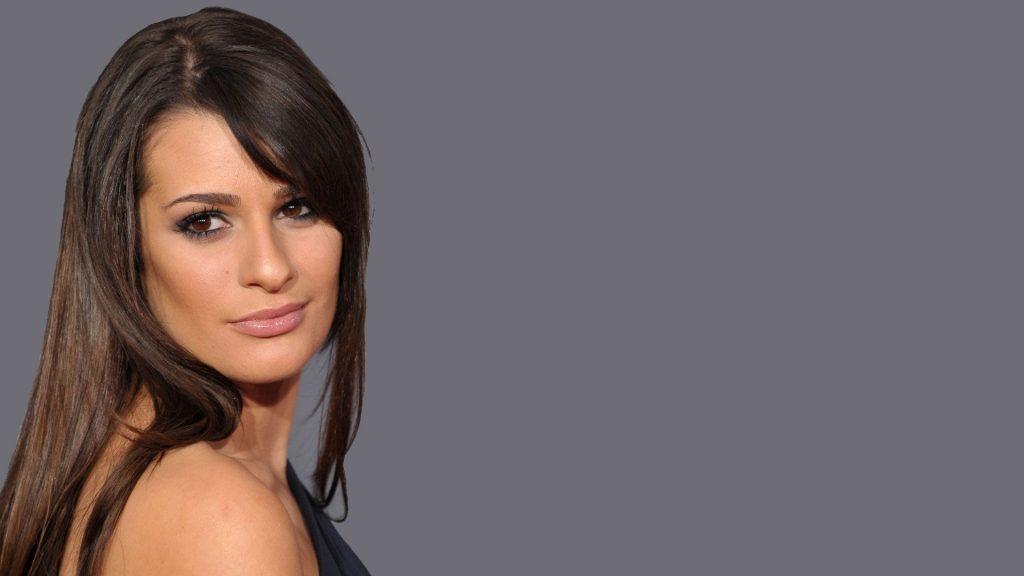 Lea Michele Full HD Wallpaper