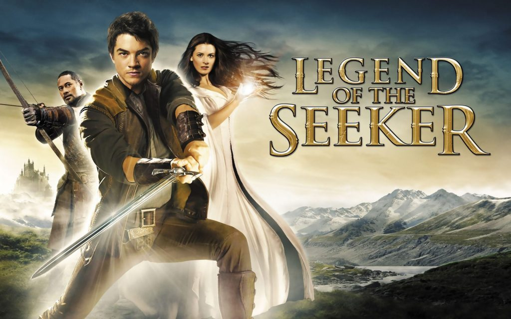 Legend Of The Seeker Widescreen Wallpaper