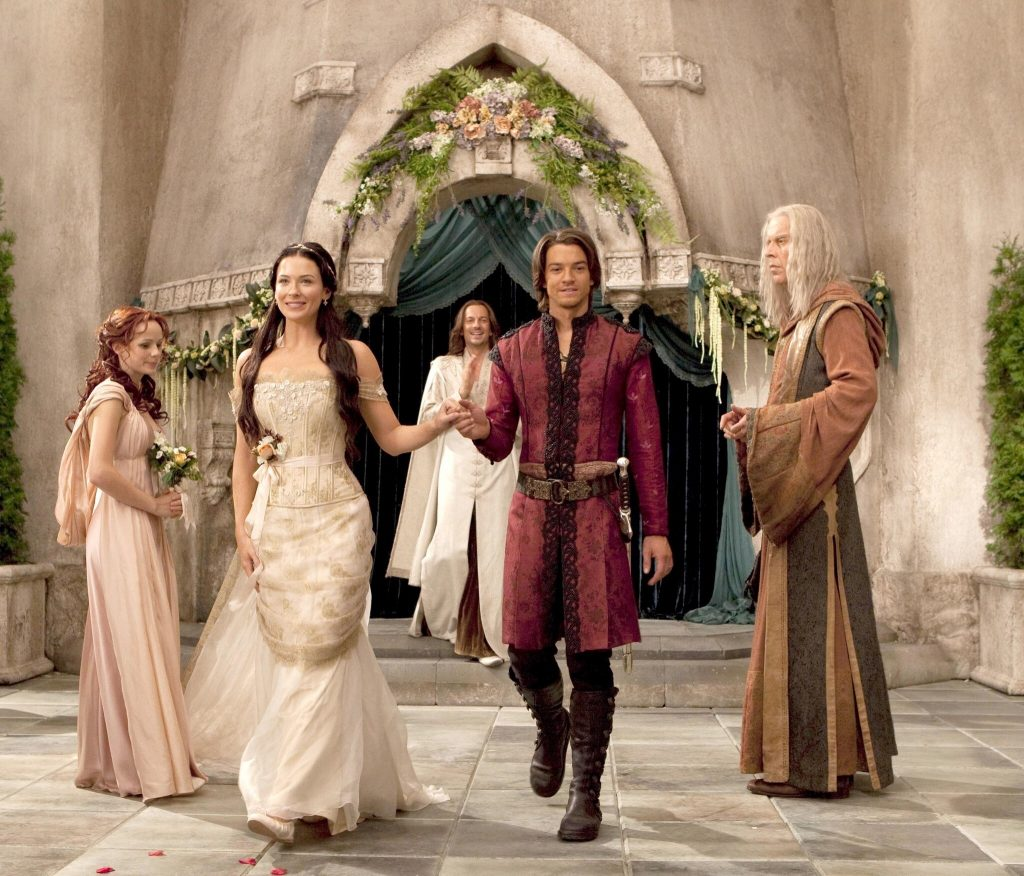 Legend Of The Seeker Wallpaper