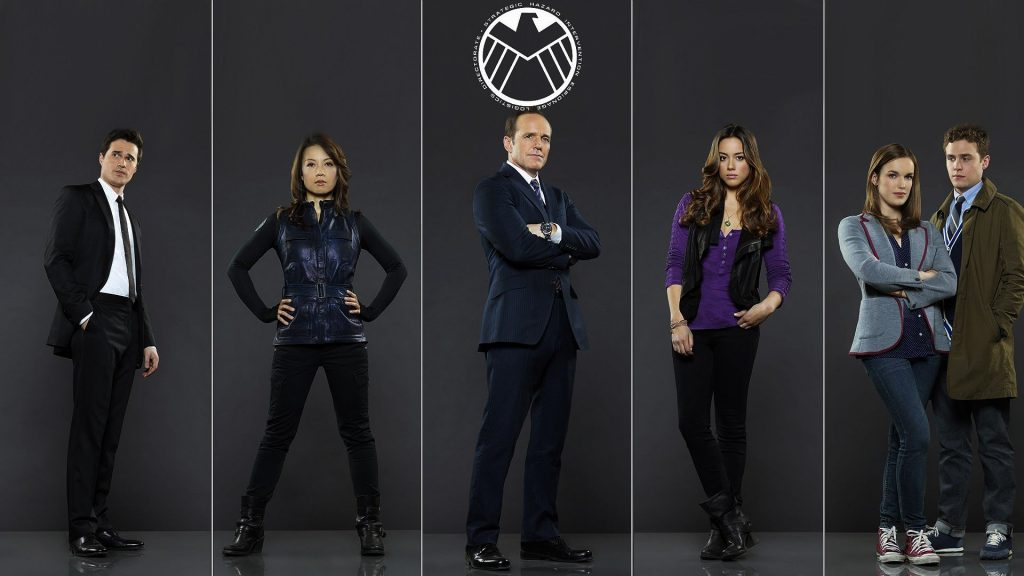 Marvel's Agents Of S.H.I.E.L.D. Full HD Wallpaper