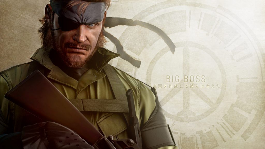 Metal Gear Solid Full HD Wallpaper