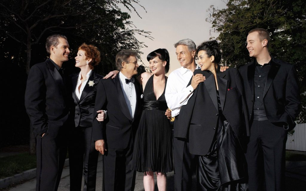 NCIS Widescreen Wallpaper