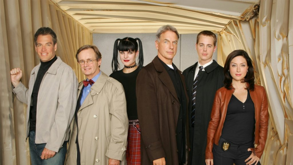 NCIS Full HD Wallpaper