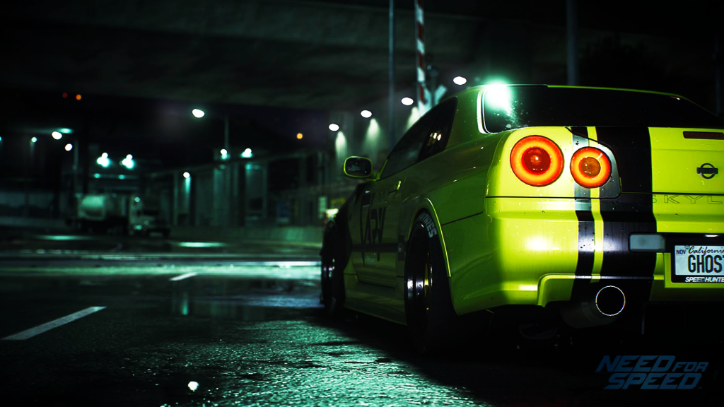Need For Speed (2015) Full HD Wallpaper