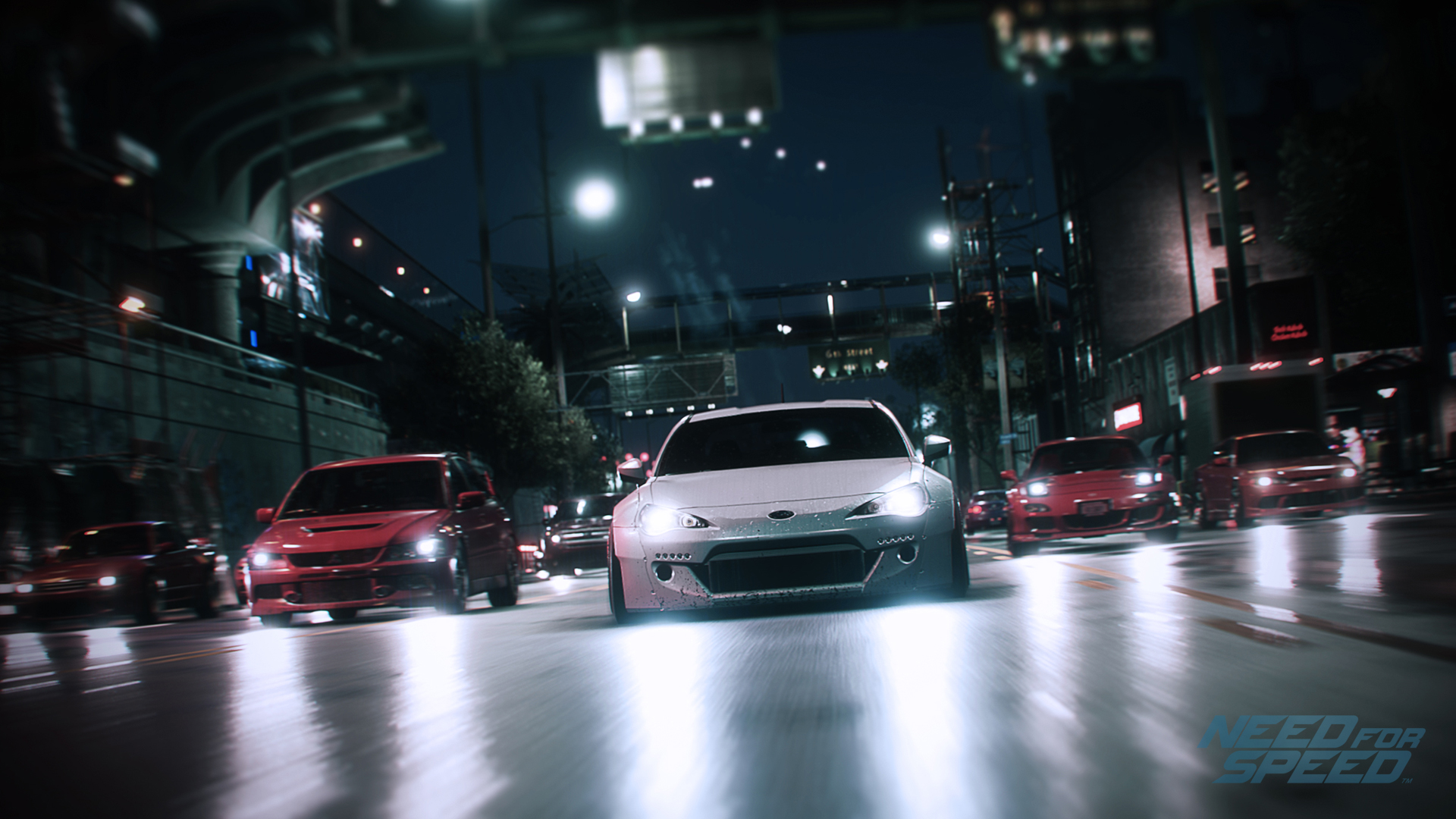 Need for speed 2018 wallpaper