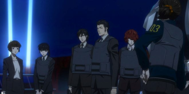 Psycho-Pass Movie Wallpapers