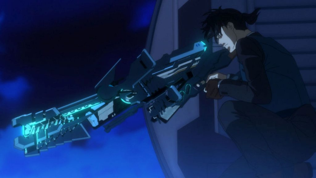 Psycho-Pass Movie Full HD Wallpaper