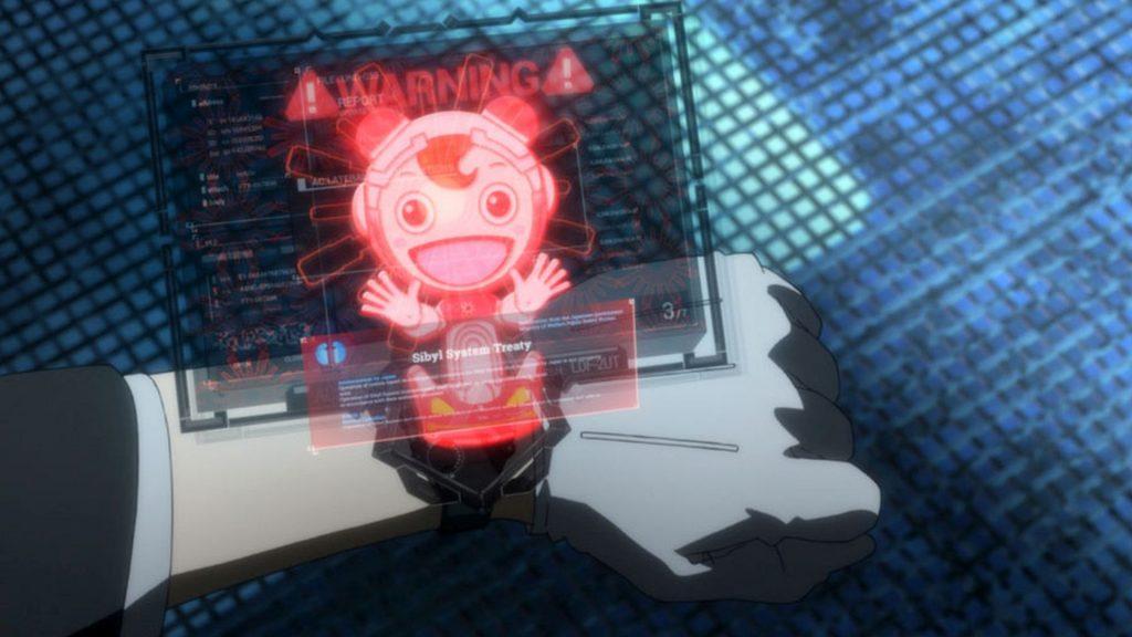 Psycho-Pass Movie Full HD Wallpaper