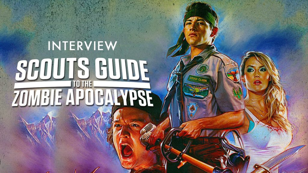 Scouts Guide To The Zombie Apocalypse Full HD Wallpaper