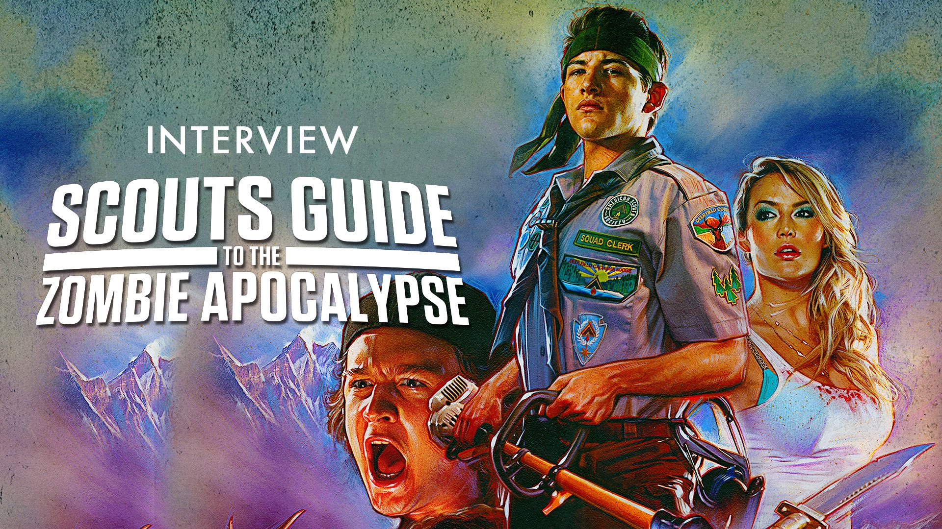 Scouts Guide To The Zombie Apocalypse Wallpapers Pictures HD Wallpapers Download Free Images Wallpaper [1000image.com]
