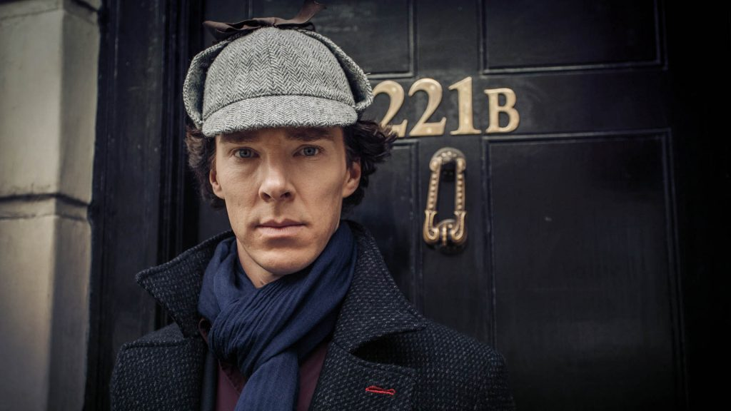 Sherlock Full HD Background