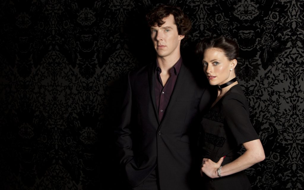 Sherlock Widescreen Background