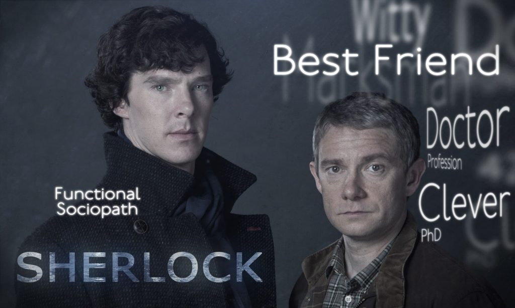 Sherlock Background