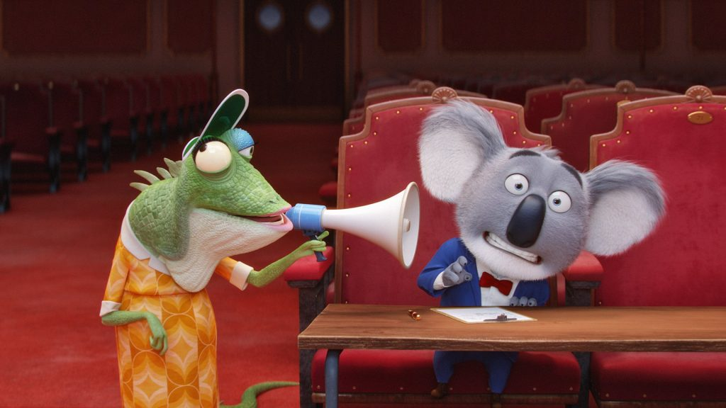 Sing Full HD Wallpaper