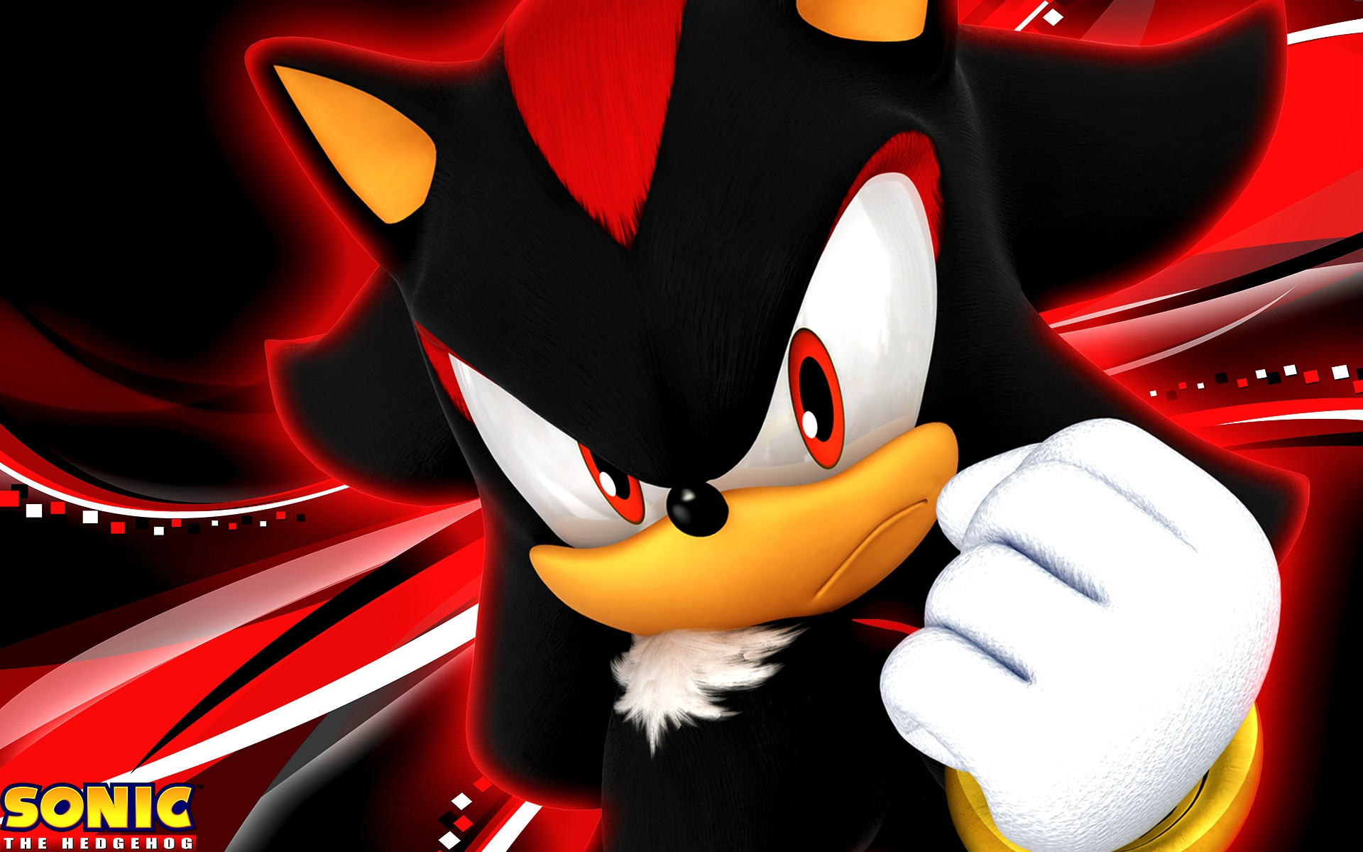 Sonic The Hedgehog Widescreen Background