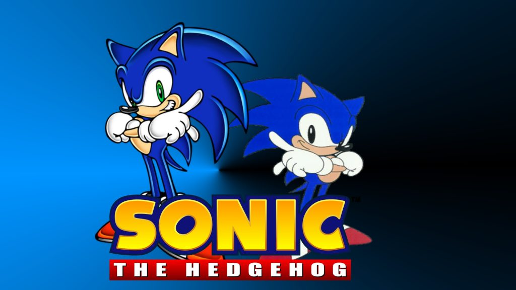 Sonic The Hedgehog Full HD Background