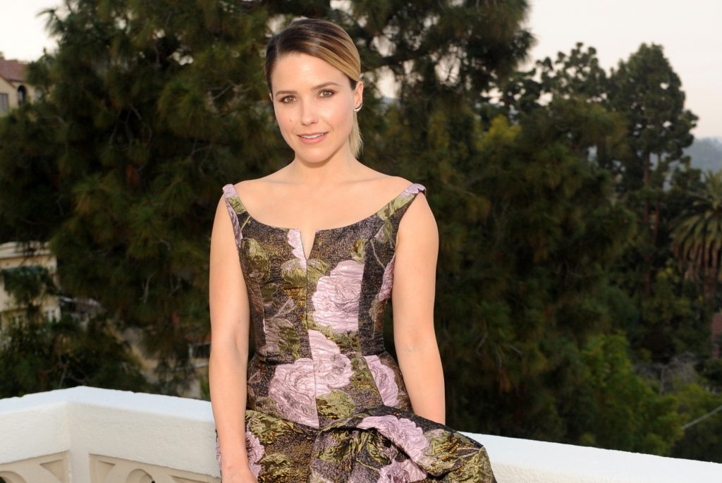 Sophia Bush Wallpaper