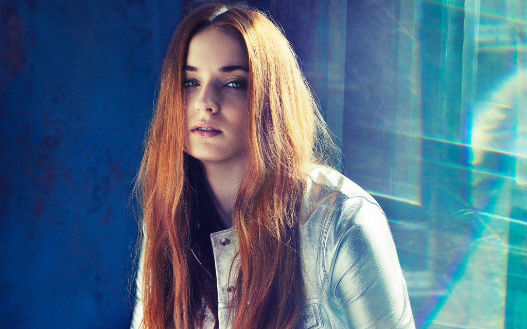 Sophie Turner Widescreen Wallpaper