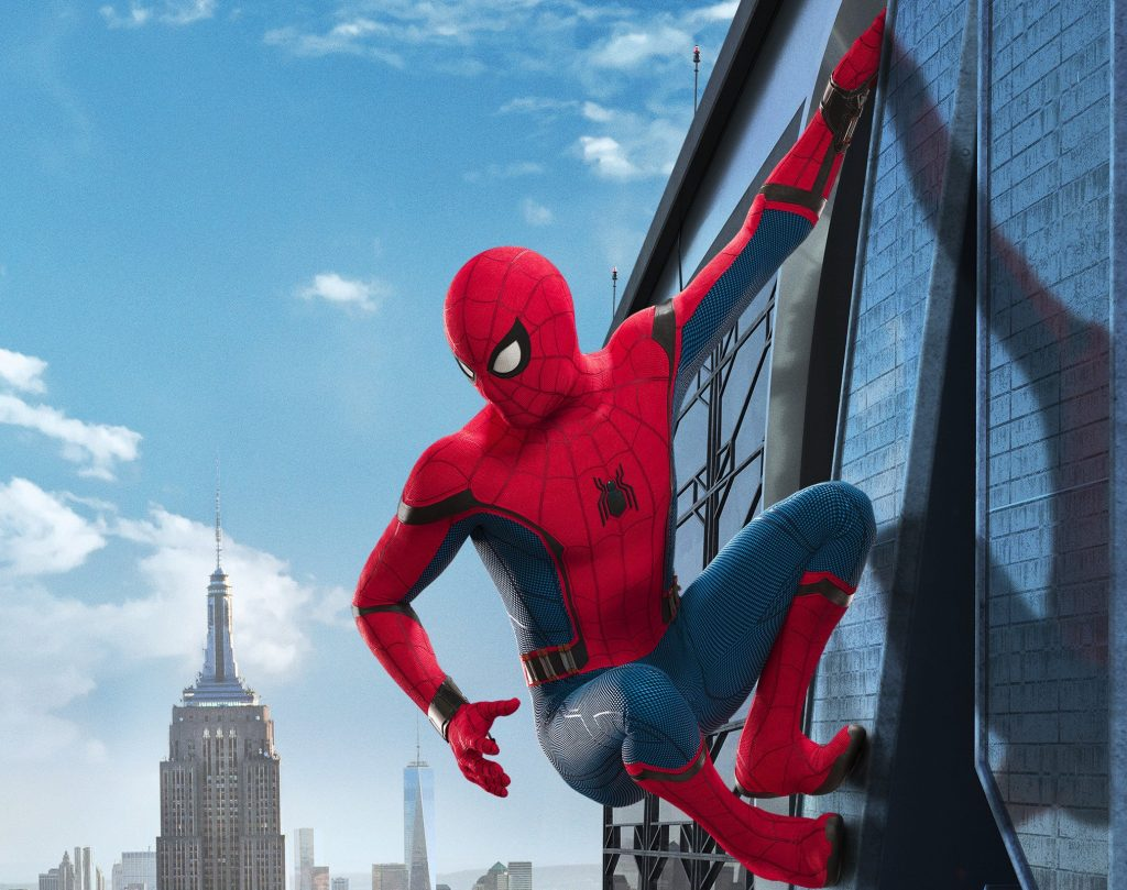 Spider-Man: Homecoming Wallpaper