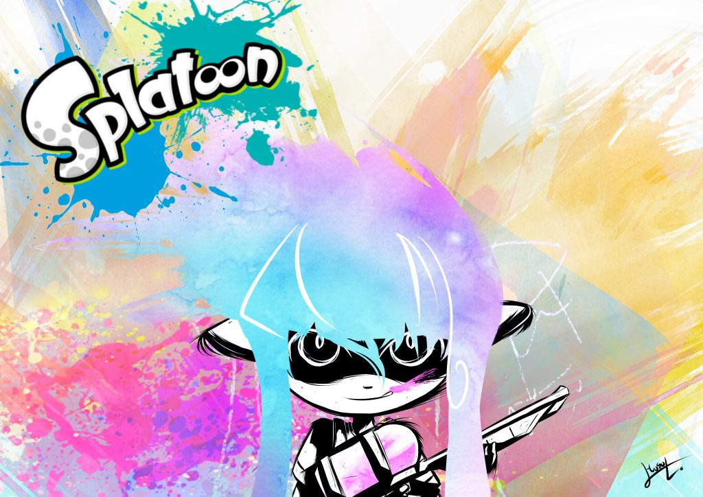 Splatoon Wallpaper