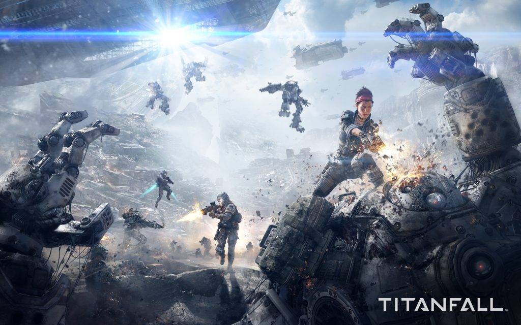 Titanfall Widescreen Wallpaper
