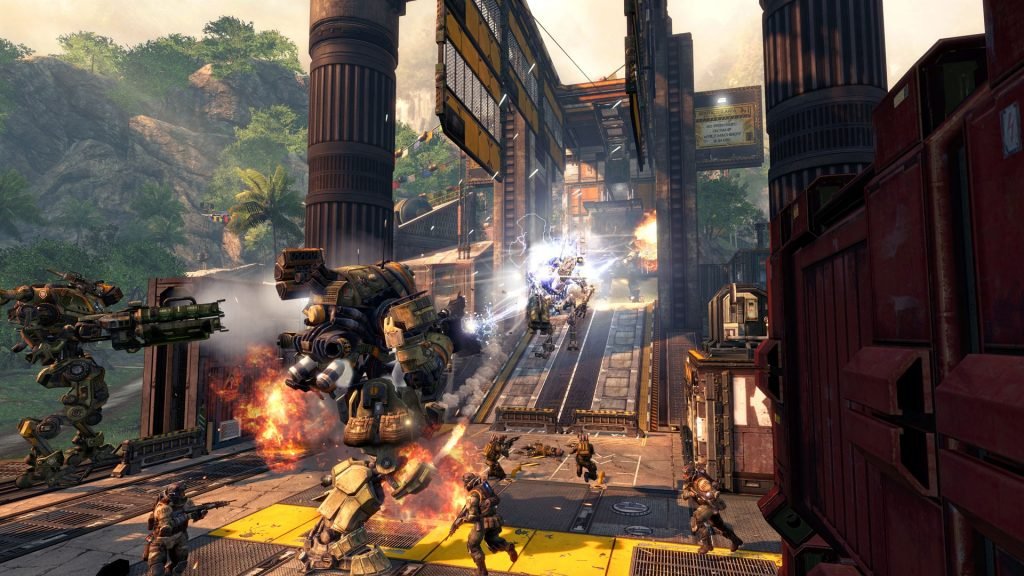 Titanfall Full HD Wallpaper