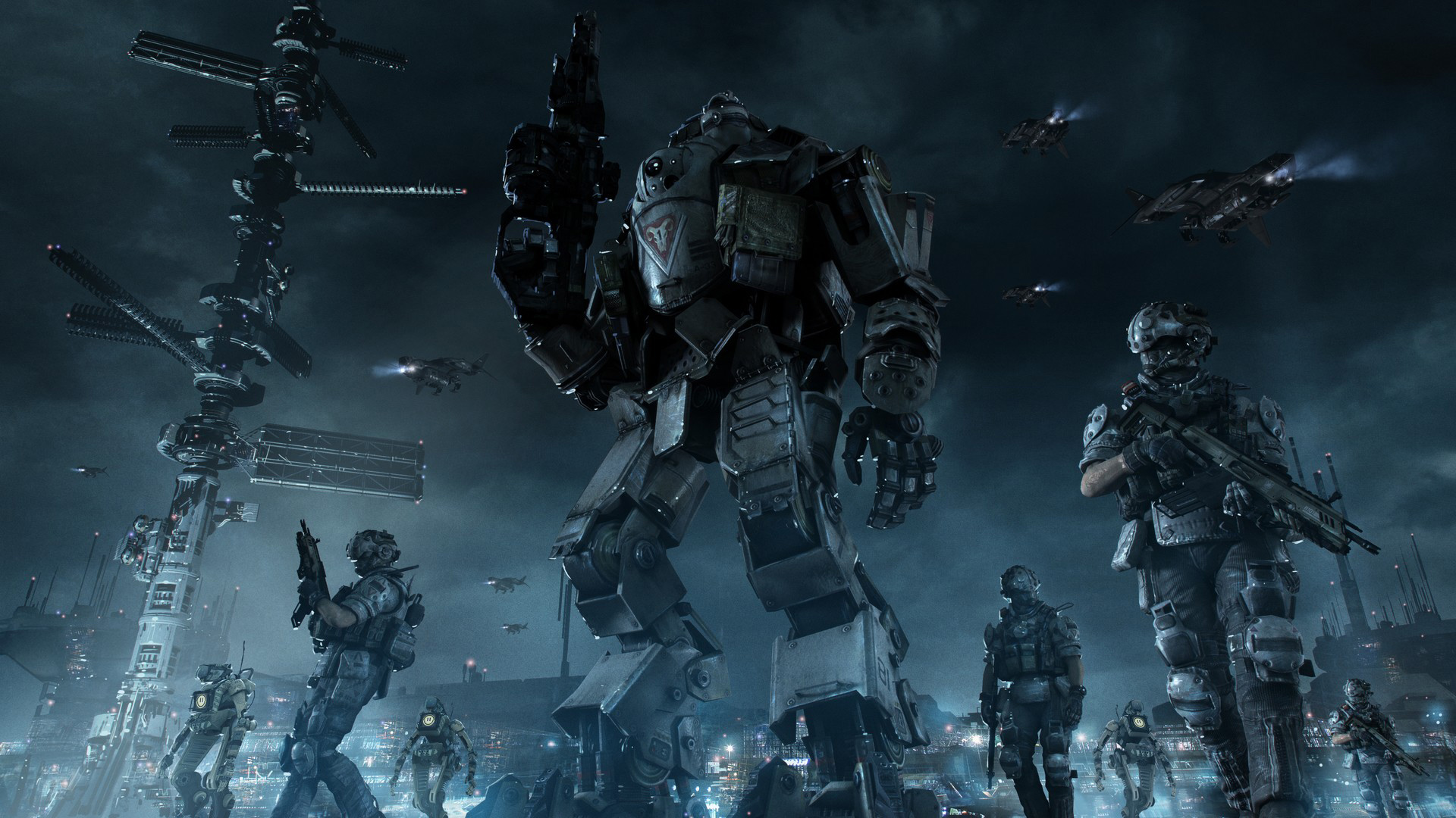 Titanfall Wallpapers Pictures Images