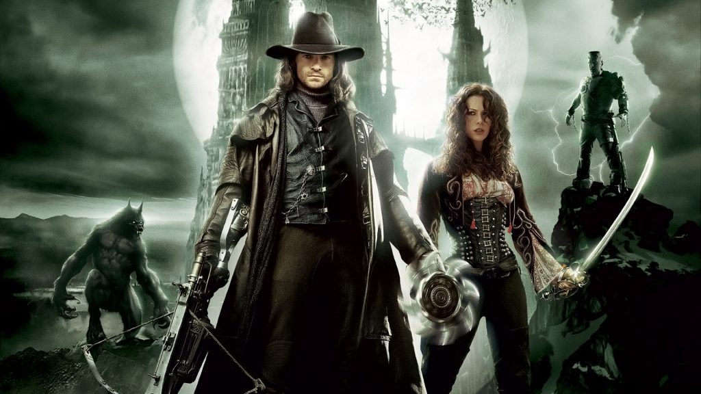 Van Helsing Full HD Wallpaper