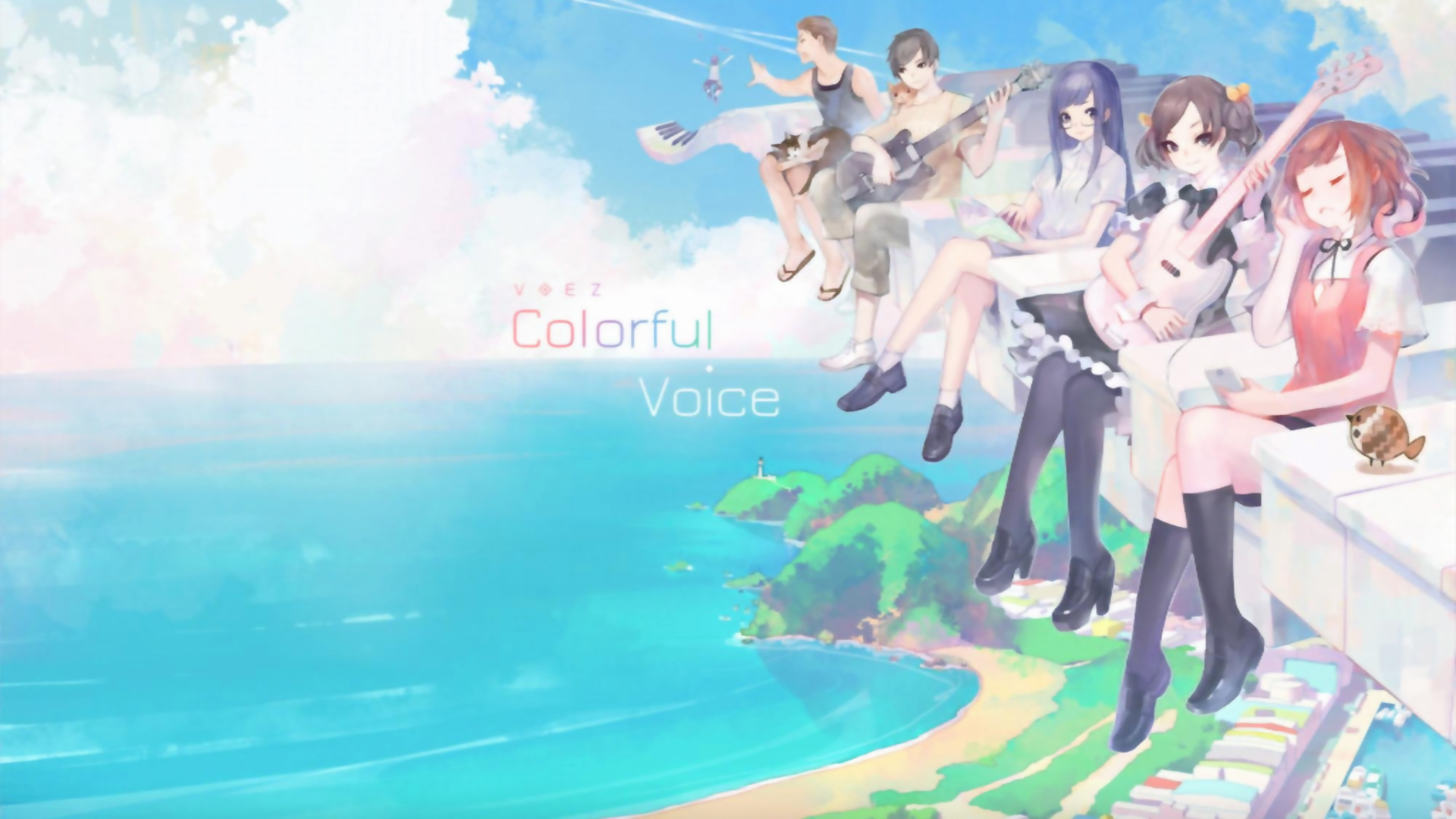 Voez wallpapers pictures images - Full hd anime wallpaper pack ...