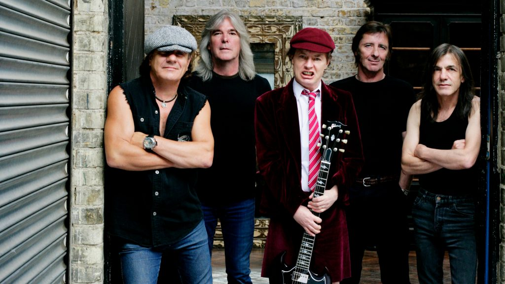 AC/DC Full HD Wallpaper