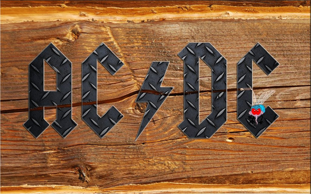 AC/DC Widescreen Wallpaper