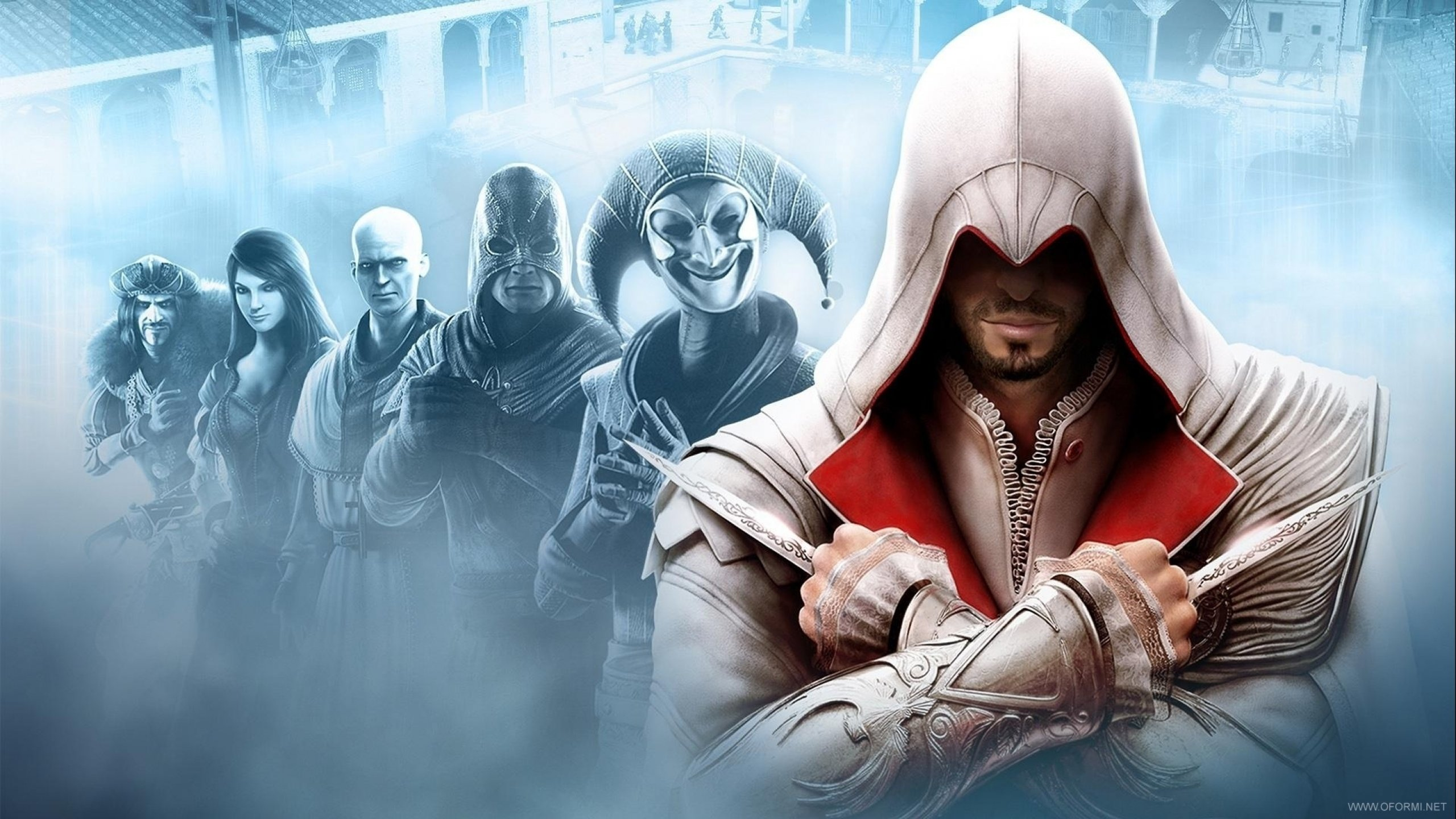 Assassin S Creed Brotherhood Wallpapers Pictures Images