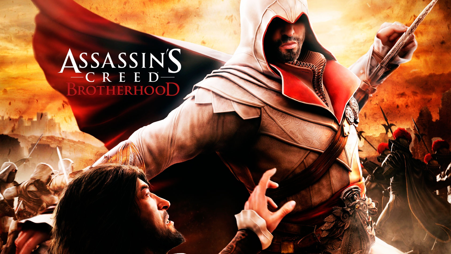 Assassin's Creed: Brotherhood Wallpapers, Pictures, Images