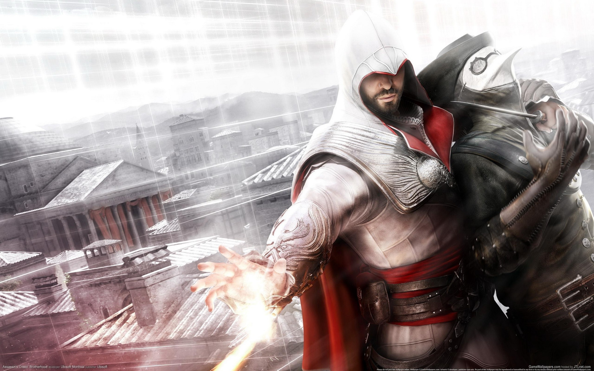 Assassins Creed Brotherhood HD Wallpapers and Background Images
