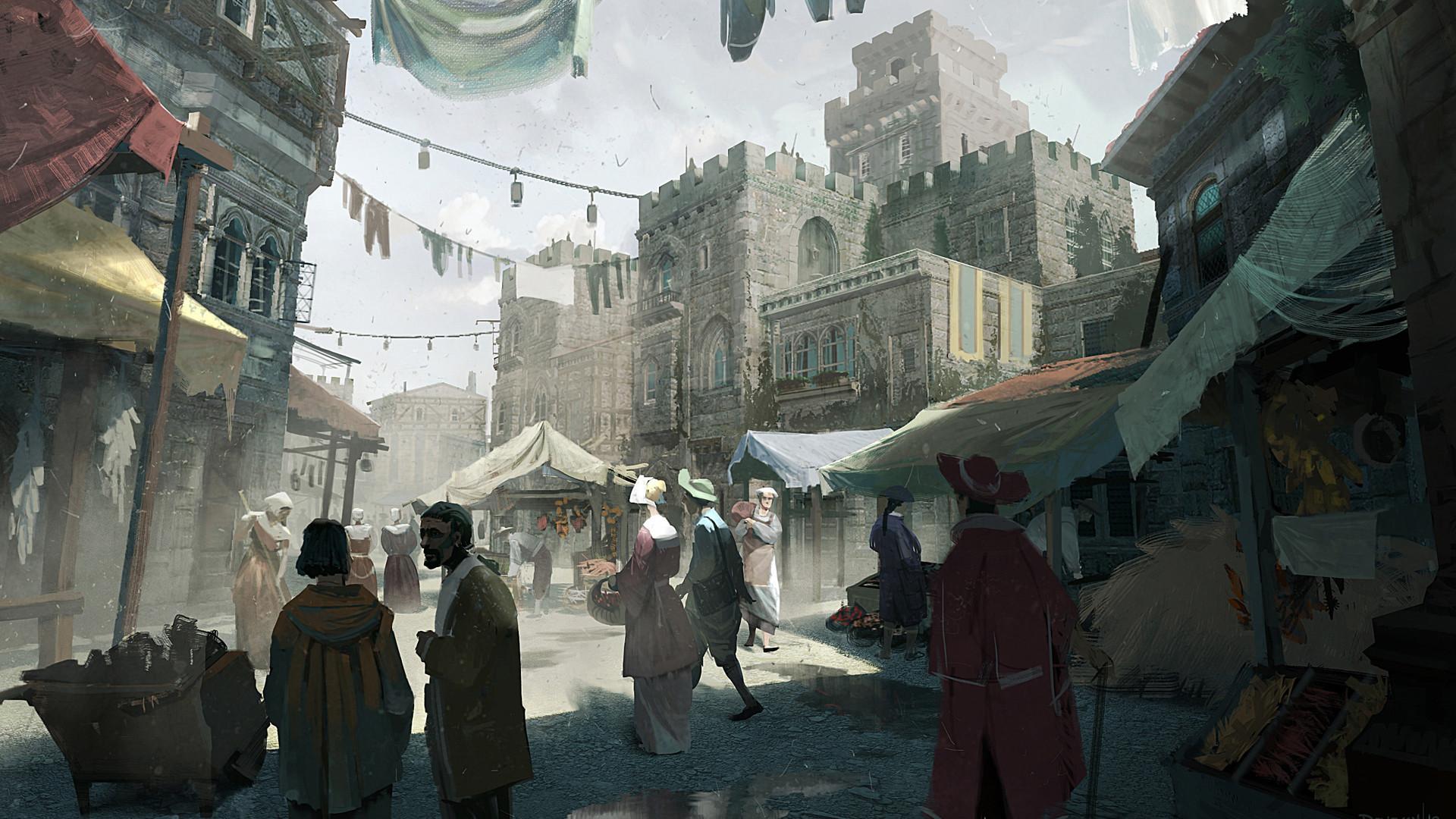 Assassins Creed Brotherhood Wallpaper: Assassin's Creed: Brotherhood Wallpapers, Pictures, Images