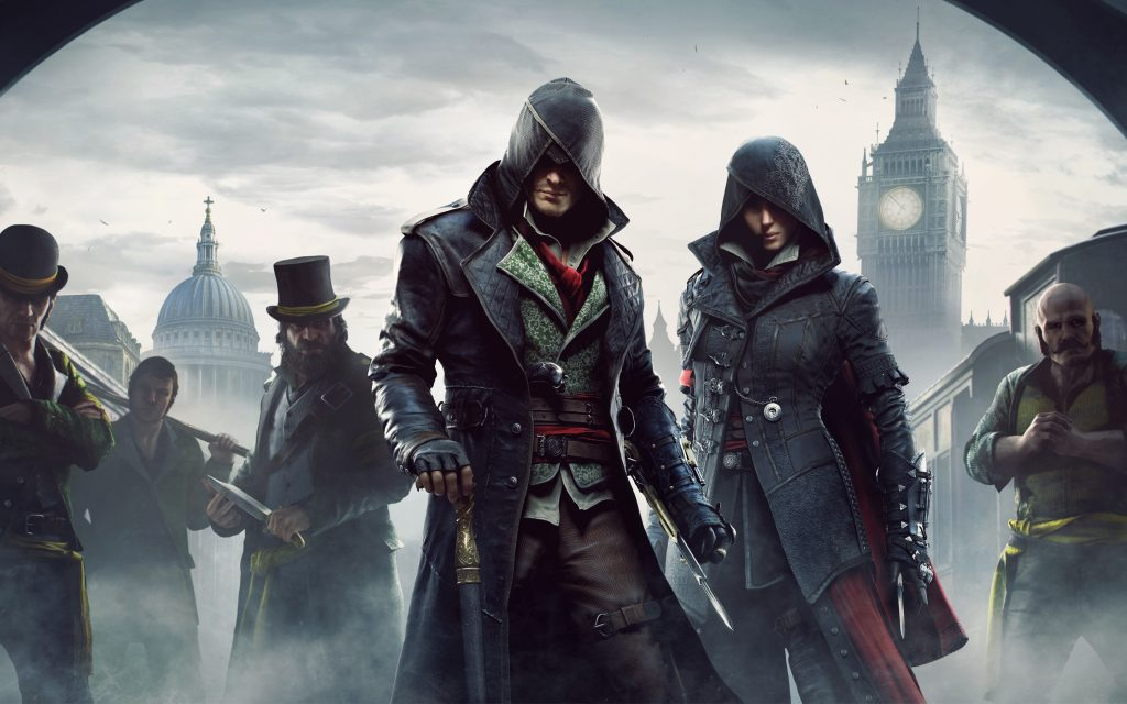 Assassin's Creed: Syndicate Widescreen Wallpaper