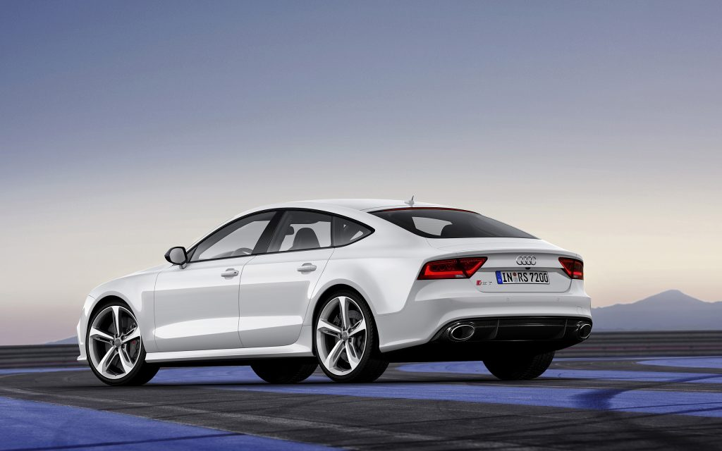 Audi RS7 Widescreen Wallpaper
