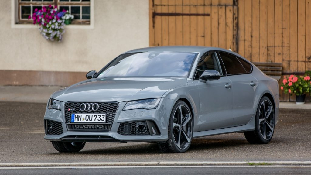 Audi RS7 Full HD Wallpaper