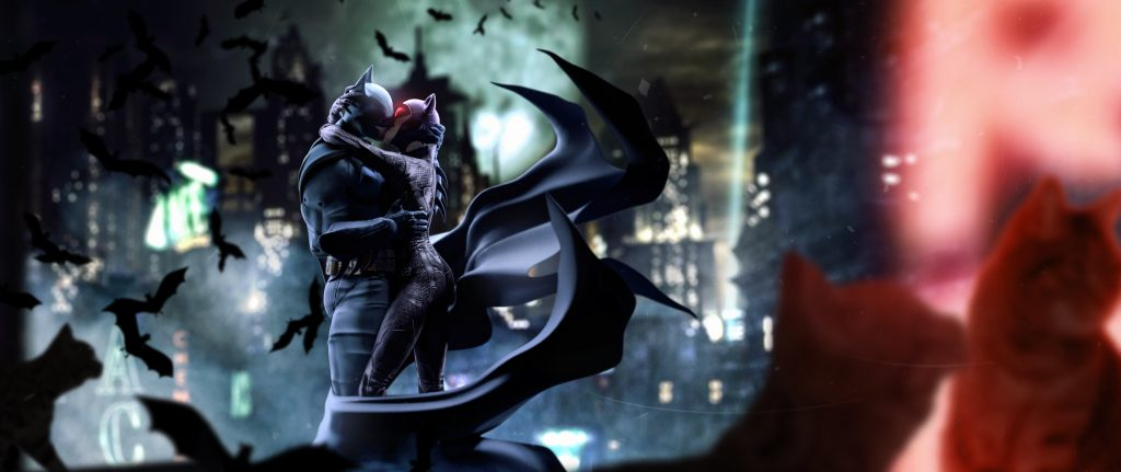 Batman: Arkham City Background