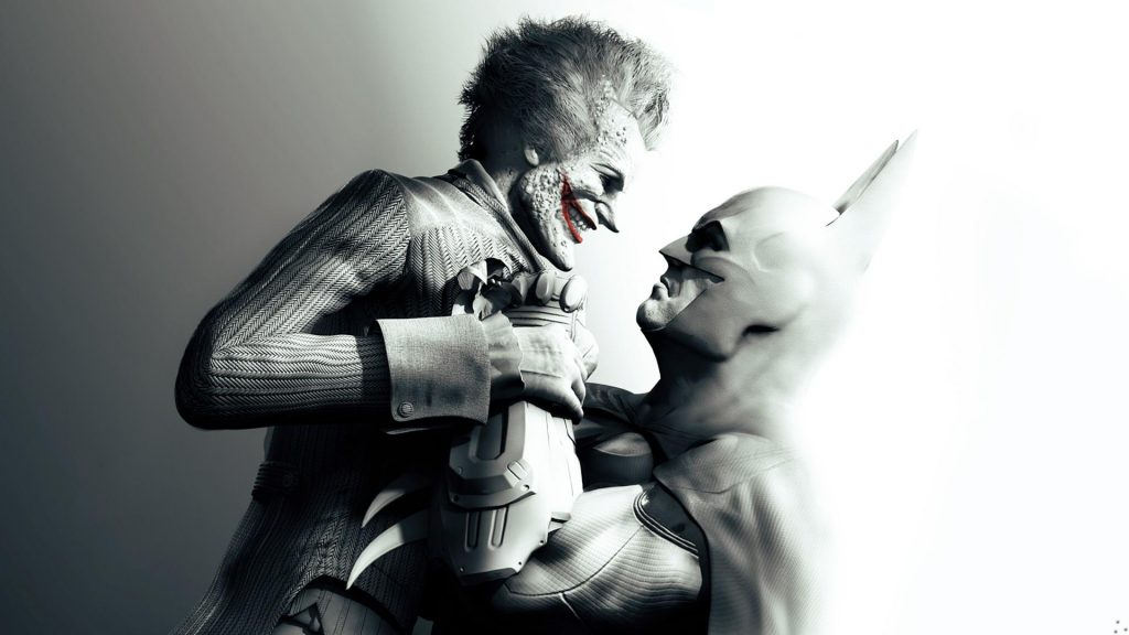 Batman: Arkham City Full HD Background