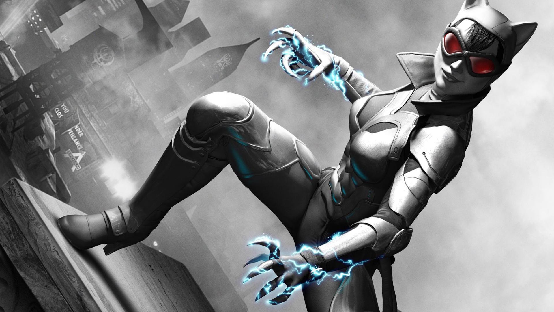 Batman Arkham City Wallpaper Arlequina: Batman: Arkham City Backgrounds, Pictures, Images