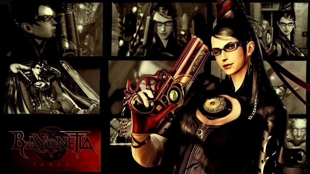 Bayonetta Full HD Wallpaper