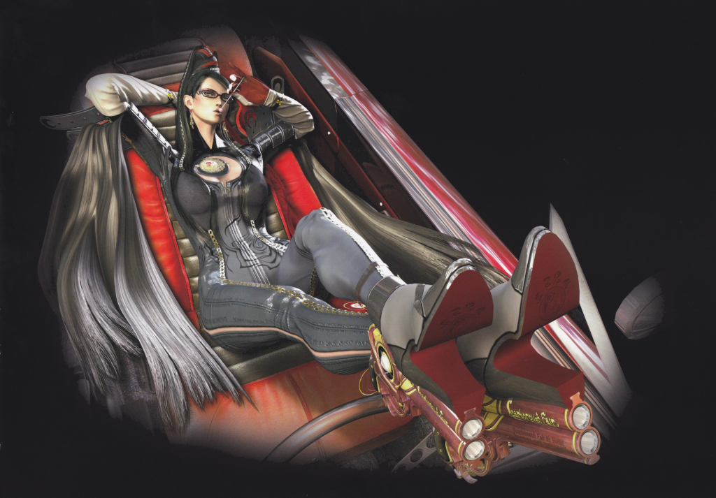 Bayonetta Wallpaper