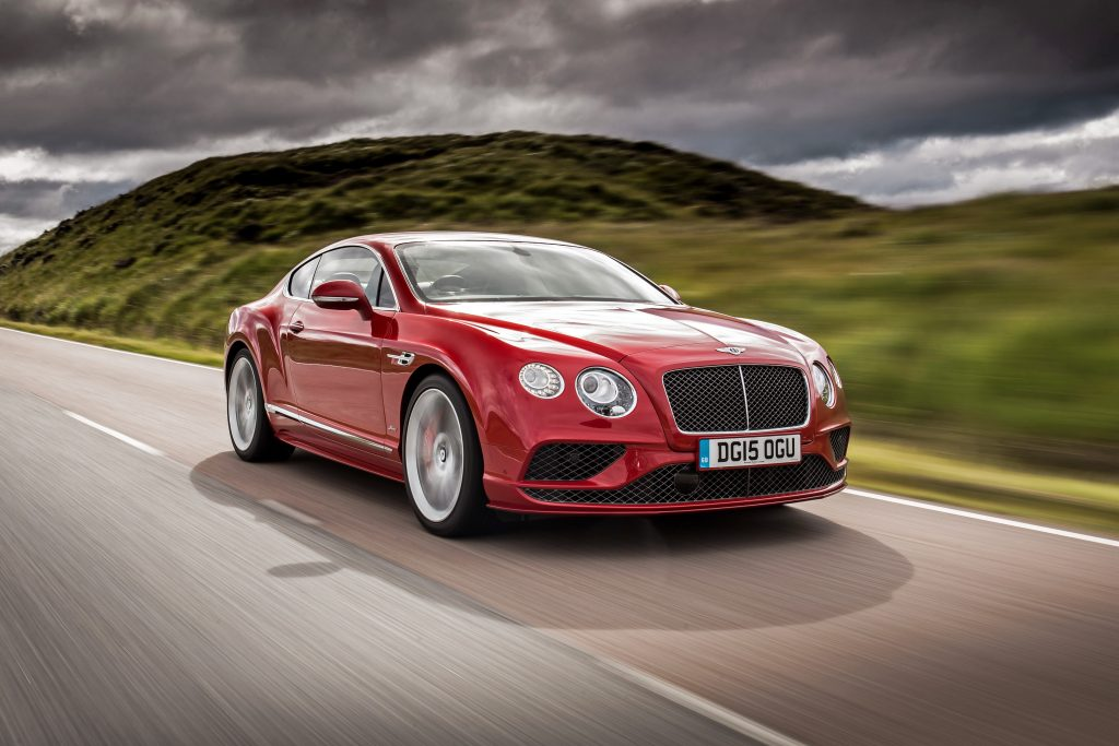 Bentley Continental Wallpaper